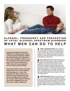 Thumbnail for What Men Can Do to Help infographic