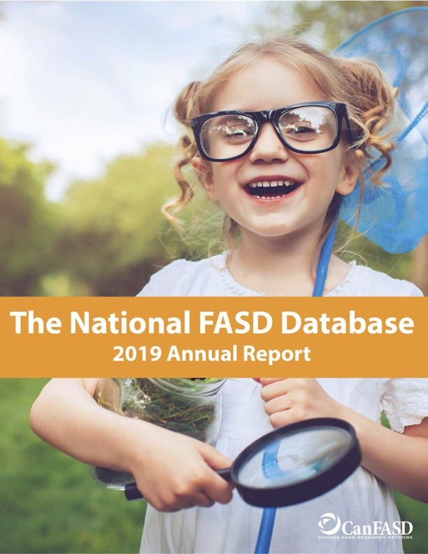 National Database Annual Report 2019 cover